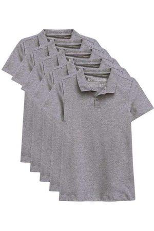 Basicamente Mulher Camisa Formal - Kit de 5 Camisas Polo Femininas