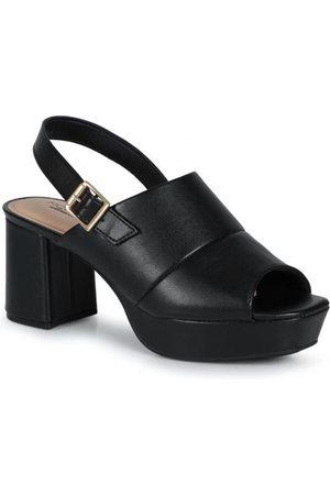 MODARE Sandália Salto Conforto
