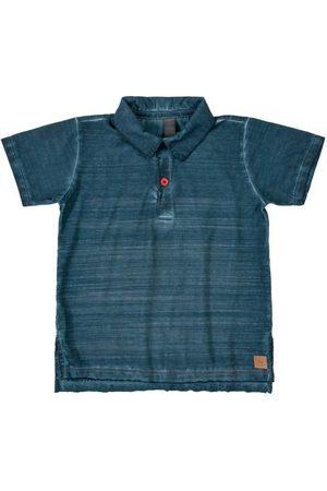 Up Baby Menino Camisa Pólo - Camisa Infantil Polo
