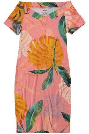 Malwee Vestido Tubinho Floral