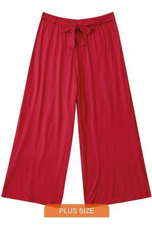 Wee Malwee Calça Escuro Pantalona em Viscose
