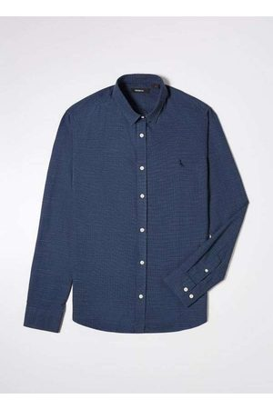 Reserva Homem Camisa Casual - Camisa Pf Ml Ft Led