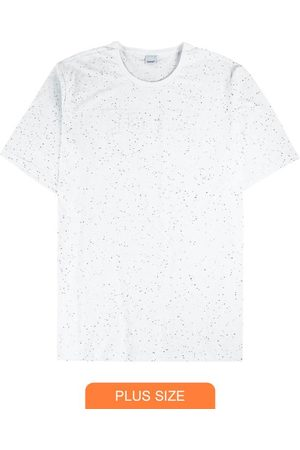 Wee Malwee Homem Manga Curta - Camiseta Branca Tradicional Good Vibes Botonê