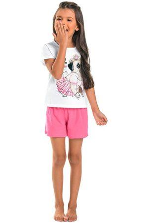 Quimby Pijama Infantil Pug Girls