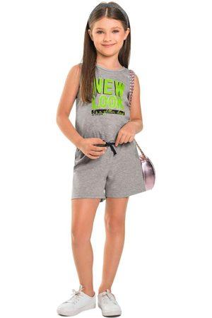 Gloss Macaquinho Infantil New Look