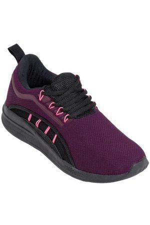 QUEIMA ESTOQUE Mulher Sapatos Esporte - Tênis Jaqueline Bordô