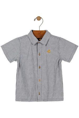 Up Baby Menino Camisa Manga Curta - Camisa Estampada