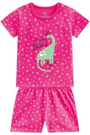 Brandili Pijama Curto Menina