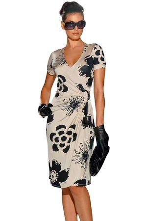 QUEIMA ESTOQUE Mulher Vestido Estampado - Vestido com Estampa Floral