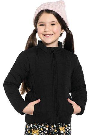 Rovitex Kids Menina Parka - Parka Infantil Feminino