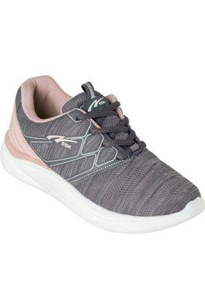 Perfecta Mulher Sapatos Esporte - Tênis Feminino Gráfite em Tecido