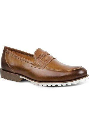 Sandro Moscoloni Homem Oxford & Brogue - Sapato Social Masculino Loafer Yo
