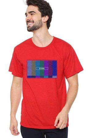 Eco Canyon Homem Manga Curta - Camiseta Masculina no Signal R
