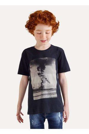 Reserva Mini Camiseta Pf Estampada Mini Hurricane