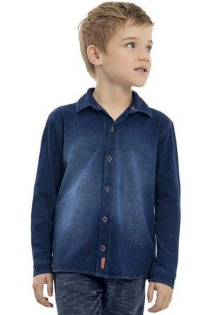 Quimby Camisa Infantil Manga Longa