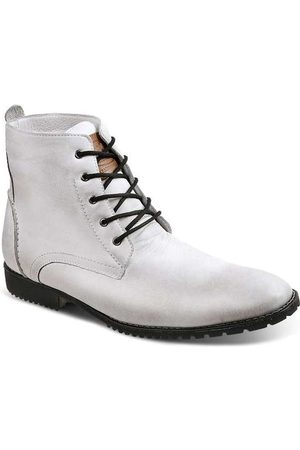 Sandro Moscoloni Bota Dress Boot Masculina All Whi