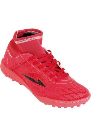 QUEIMA ESTOQUE Homem Sapatos Esporte - Chuteira Society Vermlha Cano Médio