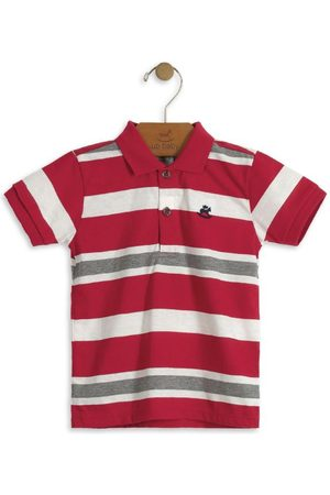 Up Baby Camisa Polo Infantil Listrada