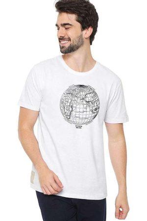 Eco Canyon Camiseta Masculina Mundi Branca White