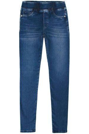 Malwee Calça Escuro Jegging Flex Jeans Feminina