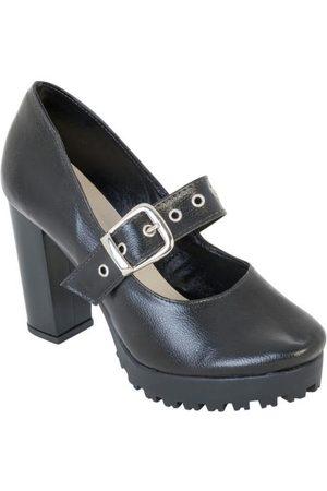 QUEIMA ESTOQUE Sapato Meia Pata Tratorado