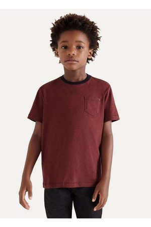 Reserva Mini Camiseta Mini Sm Listrinha Inv20 Verm