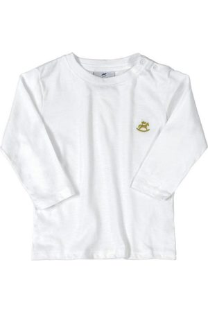 Up Baby Camiseta Manga Longa Meia Malha