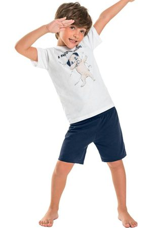 Quimby Pijama Infantil Pug Boys