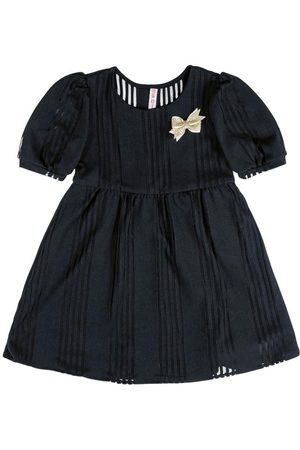 Cativa Kids Vestido Infantil Curto com Laço
