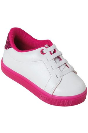 MOLEKINHA Menina Tênis - Tênis com Solado Pink