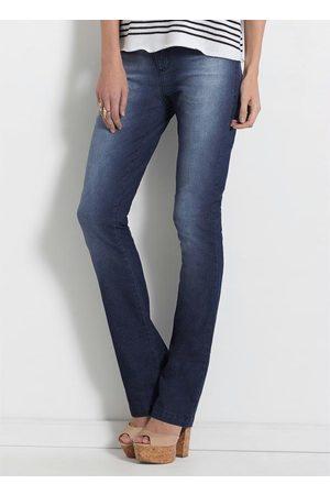 Multimarcas Calça Jeans Cintura Alta