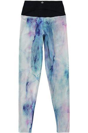MALWEE LIBERTA Calça Legging Tie Dye em Supplex®