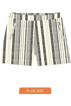 Secret Glam Mulher Short - Shorts Feminino Plus Size