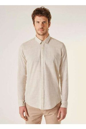 Reserva Camisa Pf Ml Ft Flame Leve Nude