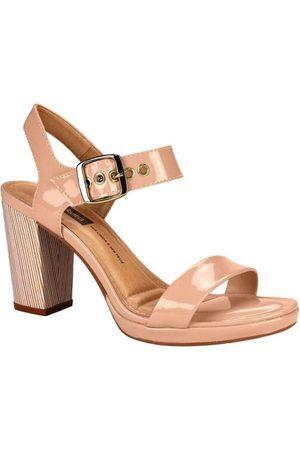 Dakota Mulher Sandálias - Sandália com Salto Quadrado