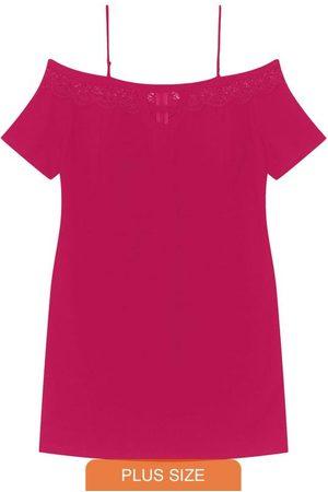 Secret Glam Mulher Vestidos - Vestido Curto Feminino