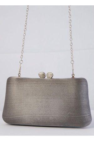 QUINTESS Mulher Bolsa Clutch - Bolsa Clutch Forrada em Tecido