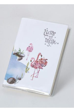QUINTESS Bloquinho de Anotações Flamingo