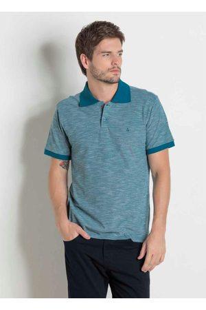 Actual Homem Camisa Formal - Camisa Polo com Gola em Retilinea
