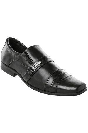 QUEIMA ESTOQUE Homem Calçado Social - Sapato Social Masculino Detalhe Metálico