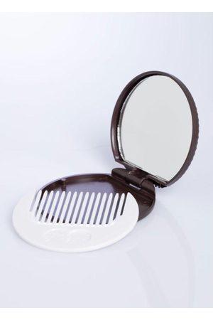 QUINTESS Mini Espelho em Formato de Cookie