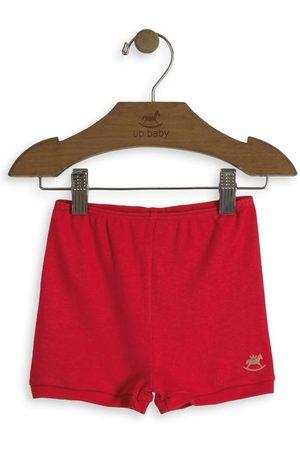 Up Baby Shorts em Suedine