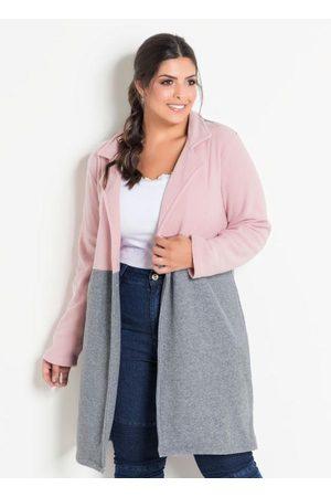 Marguerite Mulher Trench Coat - Sobretudo e Mescla Plus Size