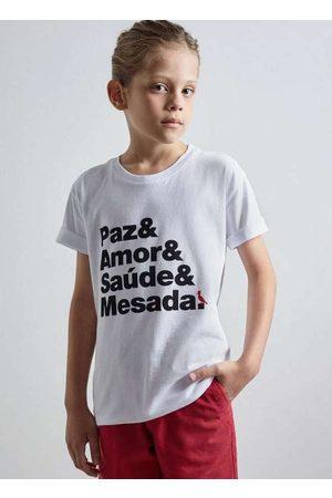 Reserva Mini Menino Manga Curta - Camiseta Rsv Mini Mesada Ano Novo 20