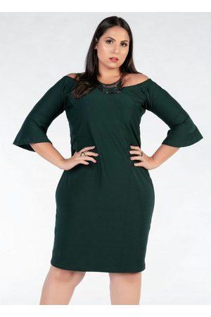 Mink Vestido Plus Size Cigana