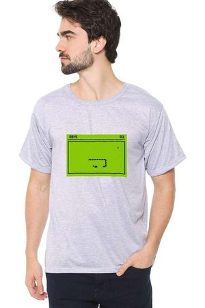 Eco Canyon Camiseta Masculina Snake