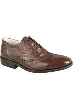 Sandro Moscoloni Homem Oxford & Brogue - Sapato Social Masculino Oxford Cl
