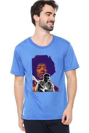Eco Canyon Camiseta Masculina Rock Blue