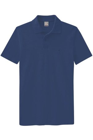 Malwee Camisa Escuro Polo Slim