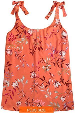 Wee Malwee Blusa Floral com Amarração